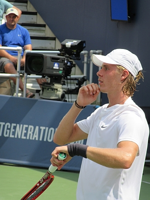 Shapovalov CIN 2018