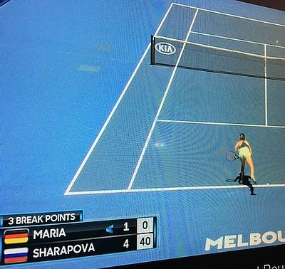 Maria Sharapova (1)